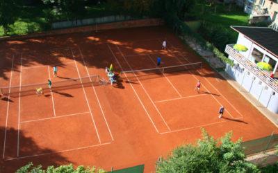 Tenisové kurty v areálu Denny sport mění provozovatele
